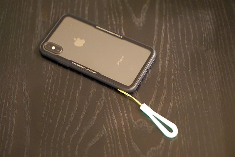 ラスタバナナ スマートフォン対応 シリコンストラップ フィンガーサイズ 蓄光タイプ RBST036