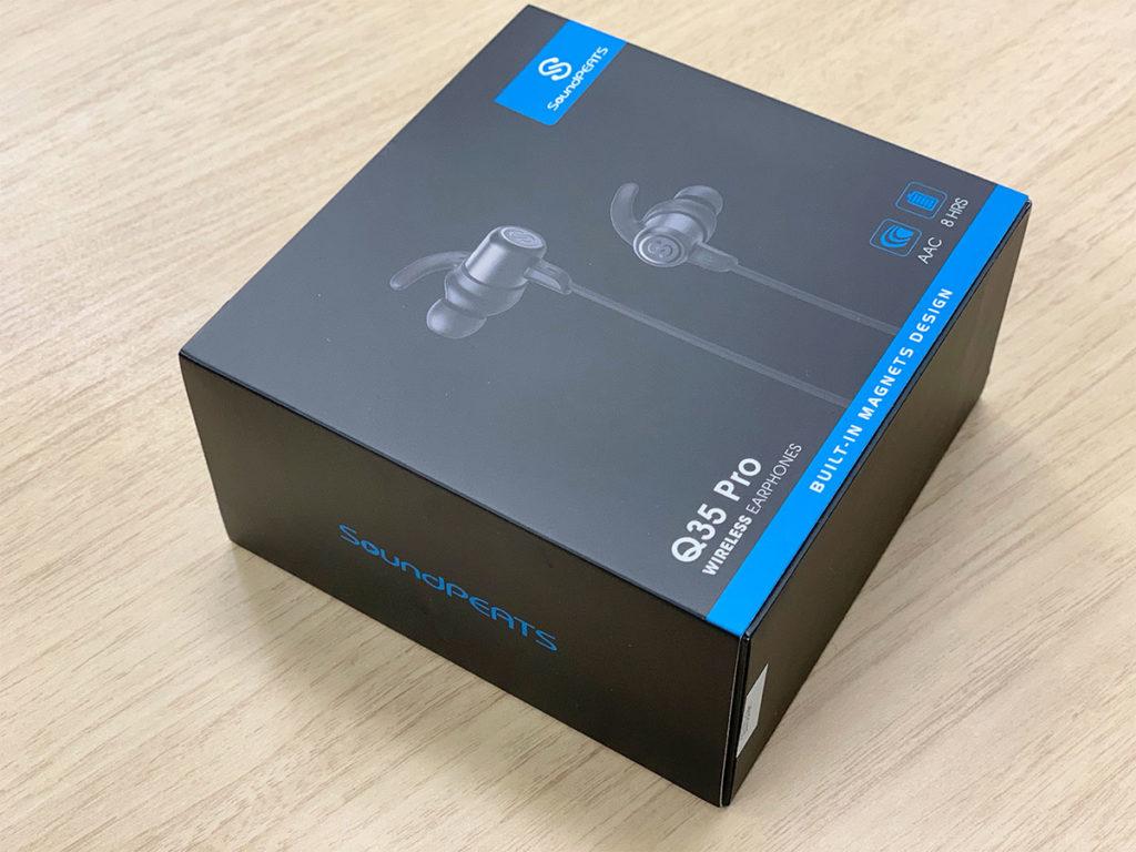 SoundPEATS(サウンドピーツ) Bluetooth イヤホン