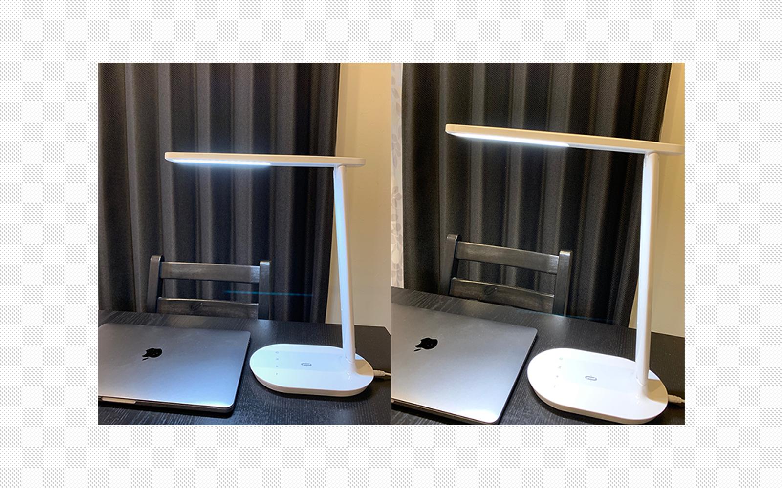 手元くっきりで集中力アップ! TaoTronics LED デスクライト(TT-DL064)を正直にレビュー