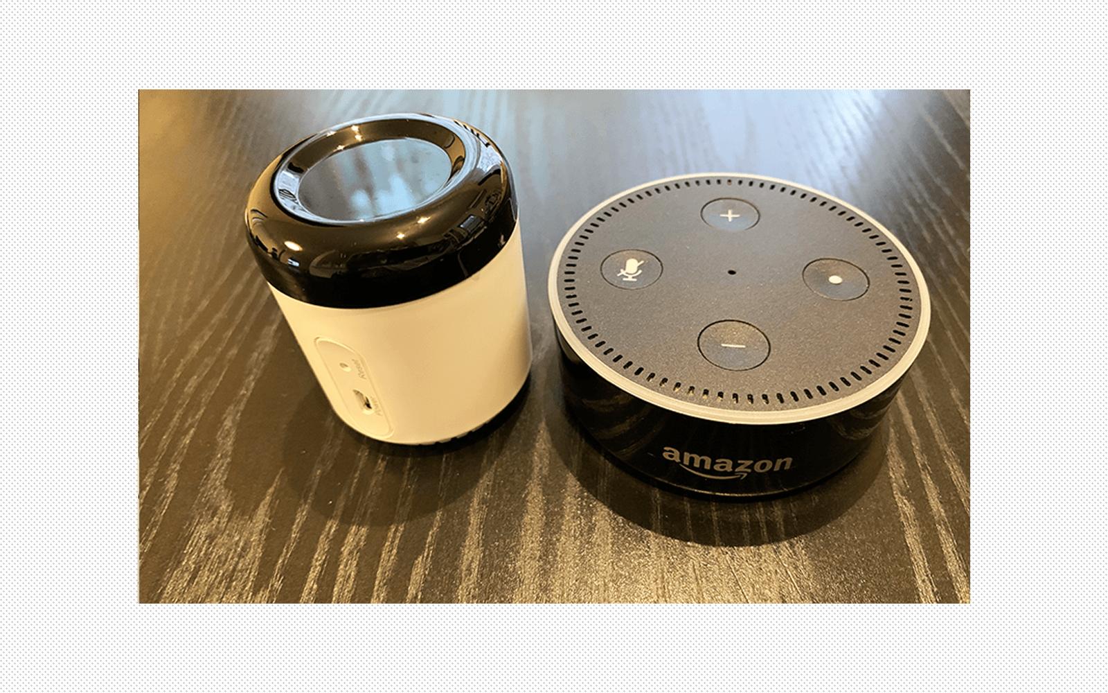 アマゾンエコー(Alexa)とスマートリモコン(eRemote mini IoTリモコン)のアダプターをまとめたい。 Anker PowerPort mini(12W 2ポート USB急速充電器)で解決。